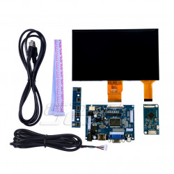 7 Inch 1024x600 Capacitive Touch Screen LCD Display HDMI ...