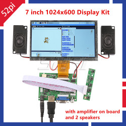 7 Inch 1024x600 HDMI Screen...