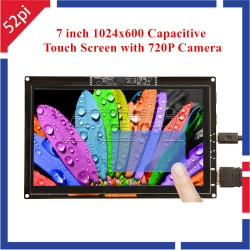 7 Inch 1024x600 Capacitive...