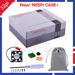 NEW Retroflag NESPi Case+...