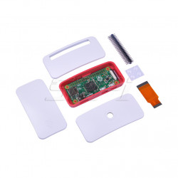 DC 5V 0.2A ABS Mini Active Cooling Fan for Raspberry Pi 2/3 Model B/B+