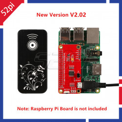 52Pi New Version V2.02 IR...